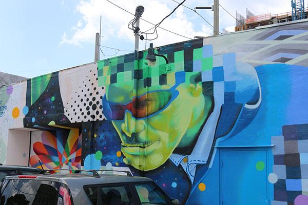 36 Jaw Dropping Street Art & Murals in West Palm Beach