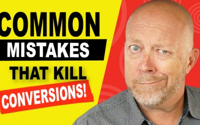 5 Landing Page Mistakes that Kill Conversion