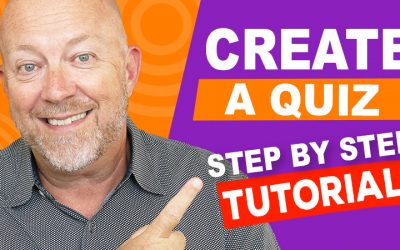 How To Generate Leads with a Simple Quiz (TUTORIAL)